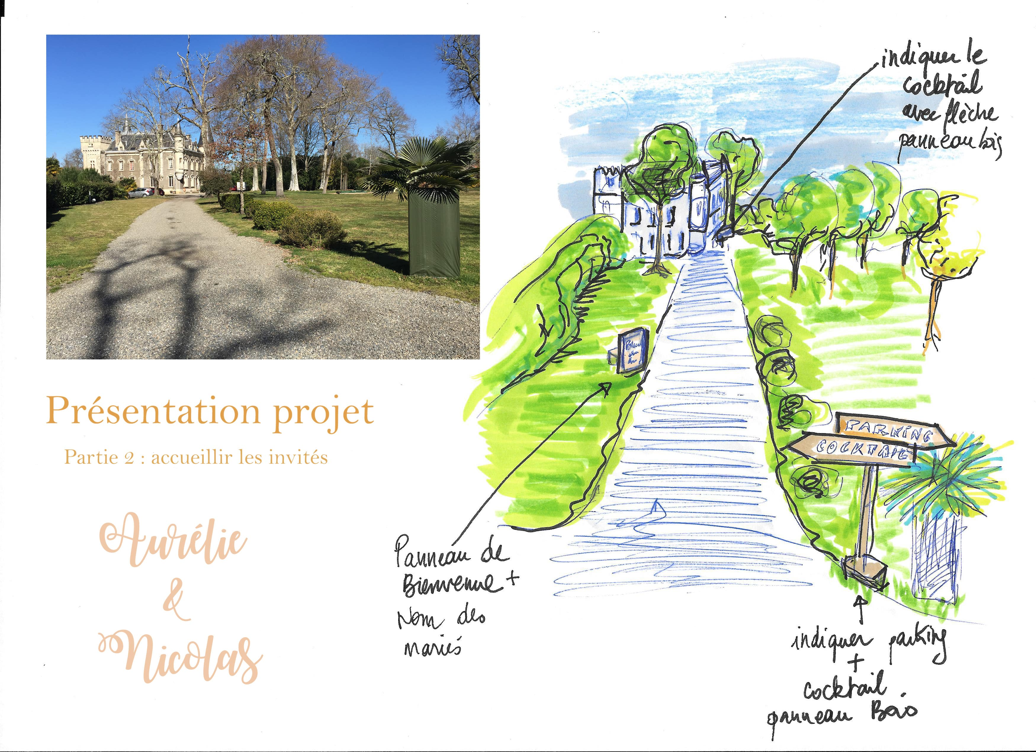 pastel creatif projet formation wedding designer - 21