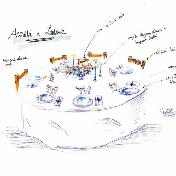 pastel creatif projet formation wedding designer - 23
