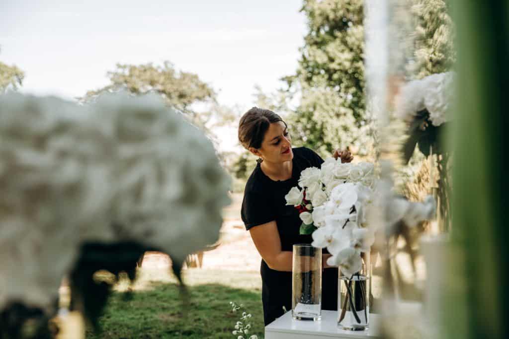 mise en place details decoration de mariage formation wedding designer décoratrice de mariage