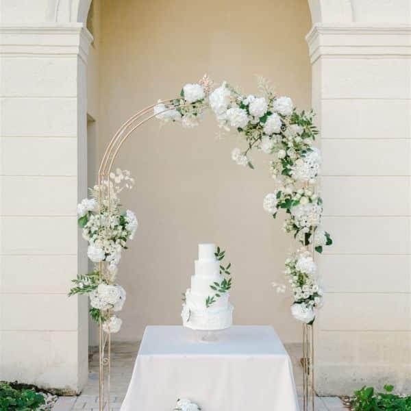 Décoration de mariage, art floral, Pays Basque